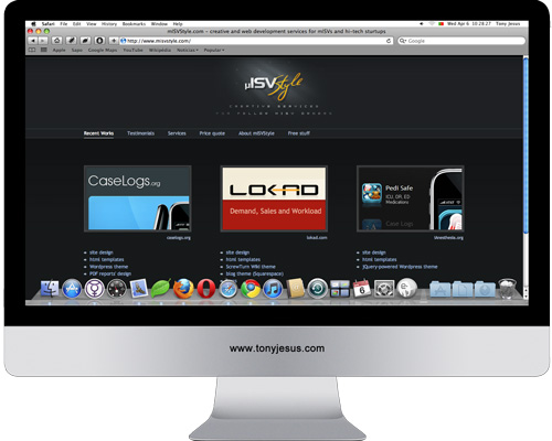 Screenshot of http://www.misvstyle.com/