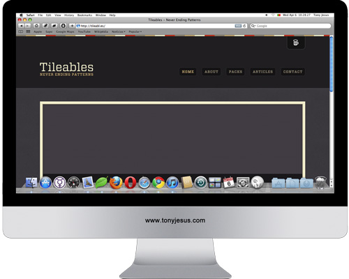 Screenshot of http://tileabl.es/