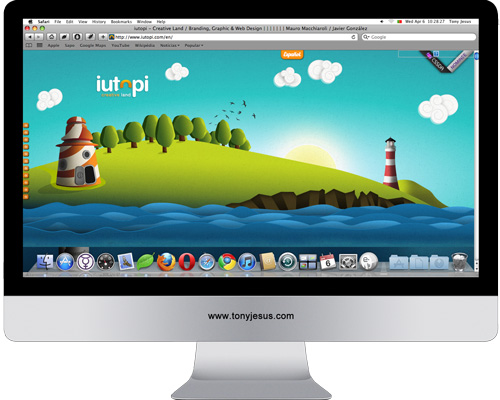 iutopi screenshot
